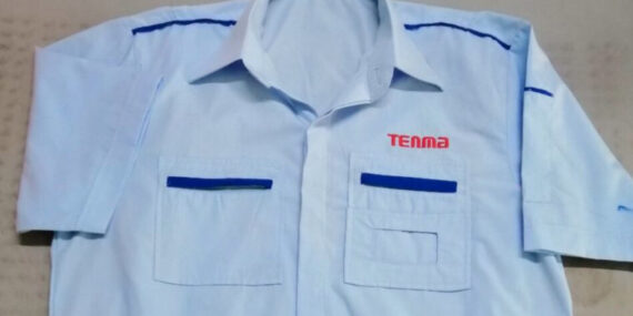 đồng phục thương hiệu tenma