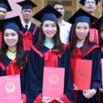 đồng phục lễ tốt nghiệp