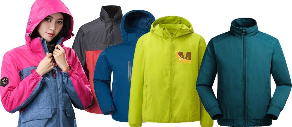 áo khoác gió 2