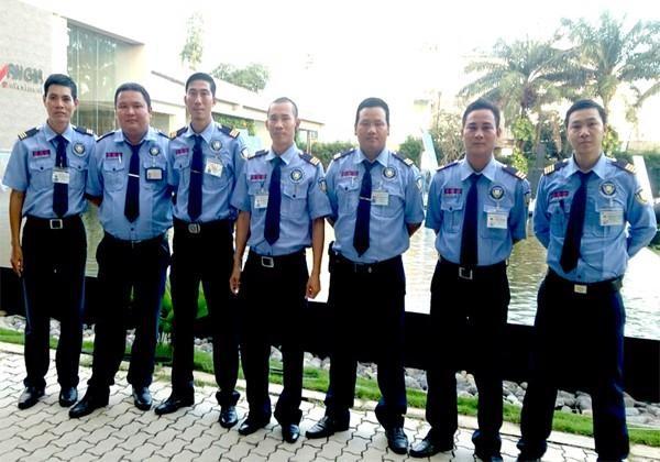 đồng phục bảo vệ 2