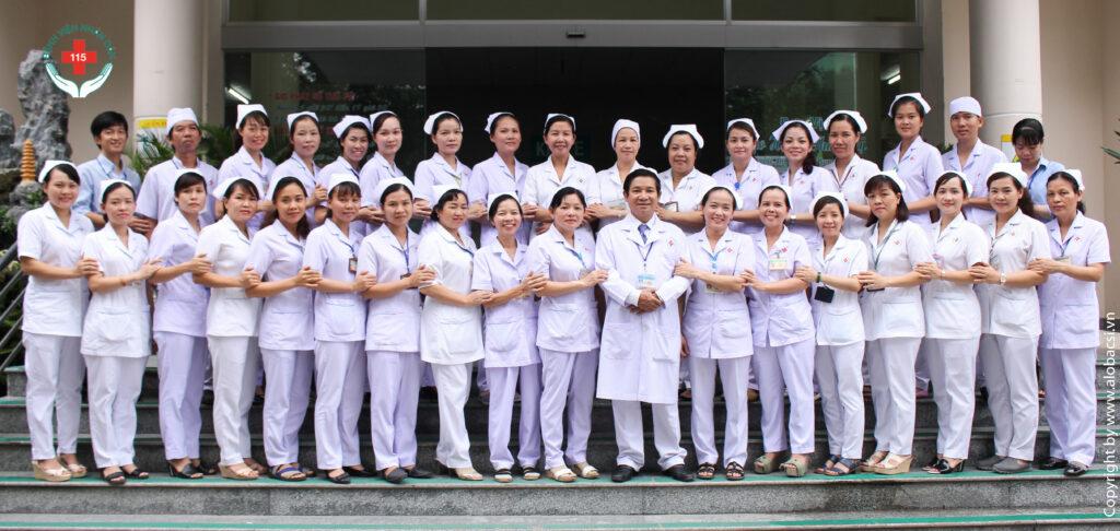 đồng phục bệnh viện 2