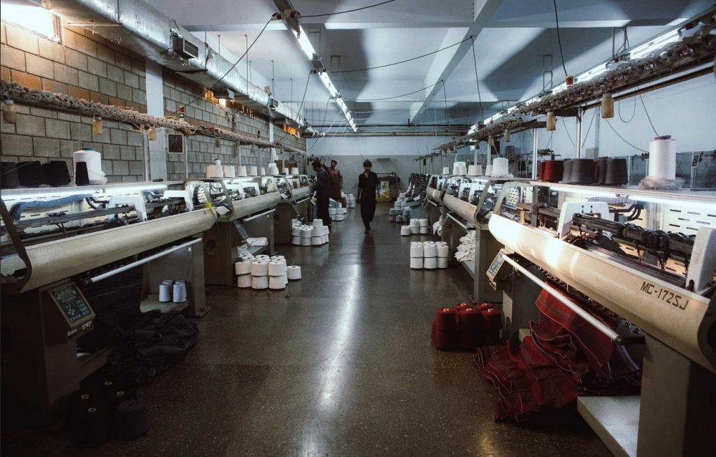 xưởng dệt bo 2