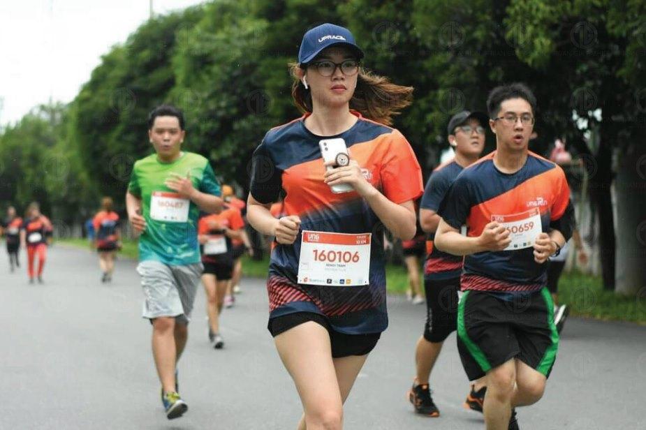 áo thun VNG-Run