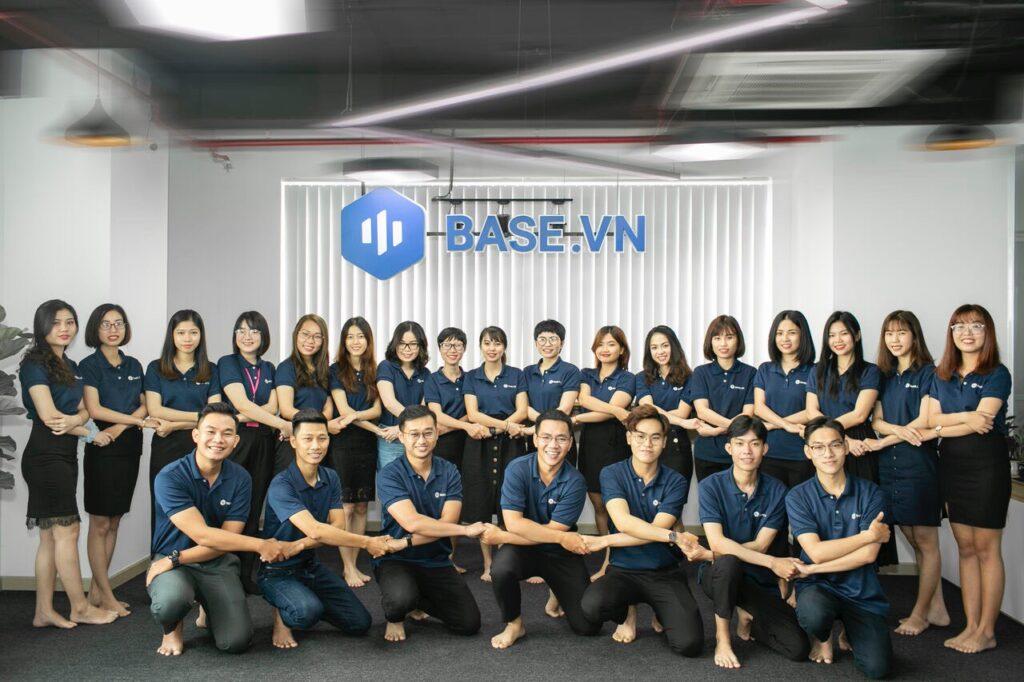 đồng phục Base.vn
