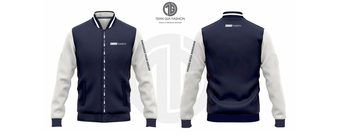 mẫu đồng phục tg 4